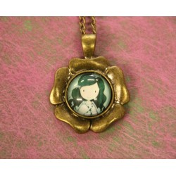 Gorjuss vintage pendant