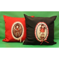 Gorjuss cushions